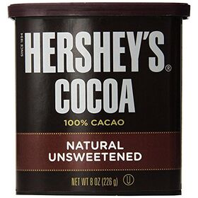 Hershey's Imported 100% Cocoa Natural Unsweetened, 226g (Expiry Month March 2021)