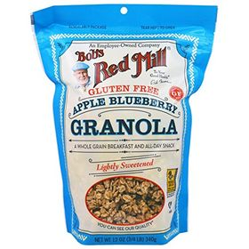 Bob's red mill Gluten Free Apple Blueberry Granola