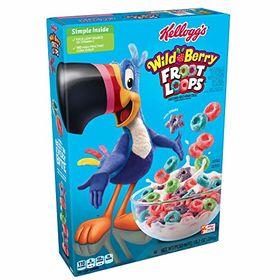 Kellogg's Froot Loops Wild Berry, 286 g