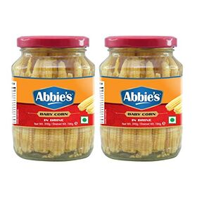 Abbie's Baby Corns, 340g, Pack of 2