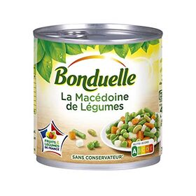 Bonduelle Mixed Vegetable, 400 g
