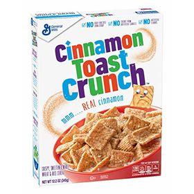 General Mills Cinnamon Toast Crunch, 345g