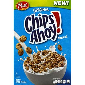 Chips Ahoy! Post Cereal, 340 g
