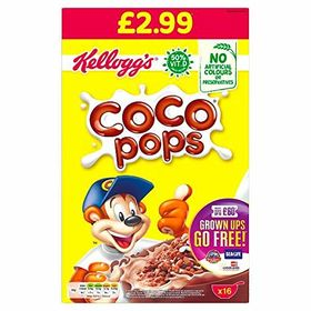 Kellogg's Coco Pops Cereal 480g
