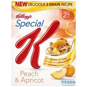 Kellogg's Special Peach and Apricot, 360g