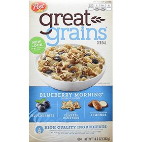 Post Cereal Blueberry Morning, 382g