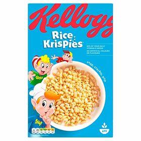 Kellogg's Rice Krispies Pouch, 340 g