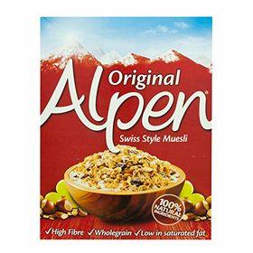 Alpen Original Swiss Style Muesli- 625G