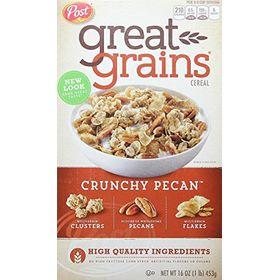 Post Great Grains Crunchy Pecan, 453g