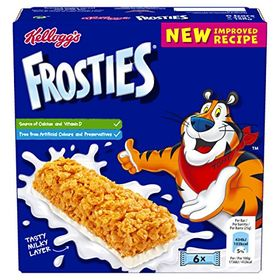 Kellogg's Frosties Bar 6 Ct., 150g