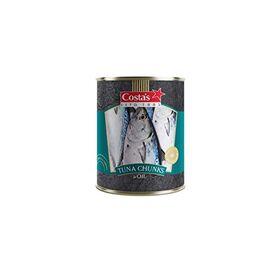 Costa's Tuna Chunks in Oil 320g (Pack of 4)