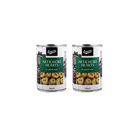 Epicure Artichoke Hearts 390g ( Pack of 2)