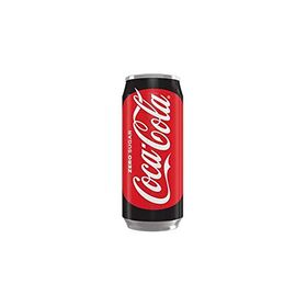 Coca-Cola Coke Zero 330ml - Imported - Pack of (6)