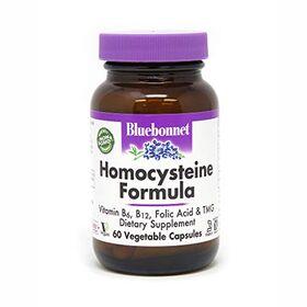 Bluebonnet Nutrition Homocysteine Formula, 60VC