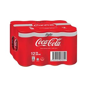 Coke Need Coca-Cola 320ml X 12 Cans (Imported Product)
