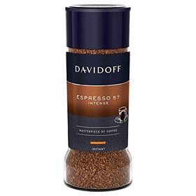 Davidoff Cafe Intense Instant Coffee - Espresso 57, 100g Jar