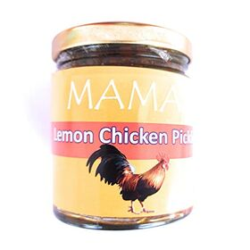 MAMAS Lemon Chicken Pickle [170 gm]