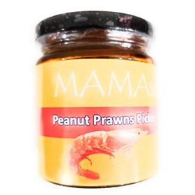 MAMAS Peanut Prawns Pickle [170 G ]
