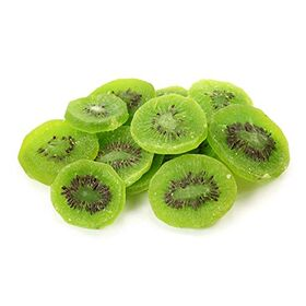 Froods Dehydrated Candied Premium Dry Kiwi Slice , Dried Fruits - 250 Grams