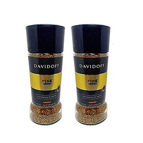 Davidoff Fine Aroma Coffee Bottle, 2 X 100 g