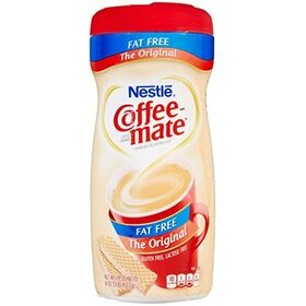 Nestle Coffee-Mate - Fat Free 453 Grams