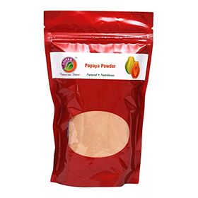SAIPRO Nature Our Future Ripe Papaya Fruit Powder 250 gm, for Food & Facial Skin Whitening