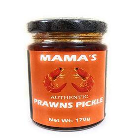 Mamas Prawns Pickle [170 g]