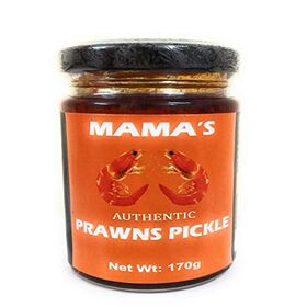 Mamas Prawns and Chicken Pickle Combo[2 X 170 GM]