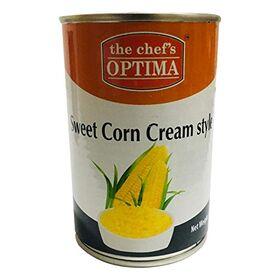 The Chef's Optima Sweet Corn Cream Style, 435 g