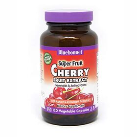 Bluebonnet Nutrition Cherry Fruit Extract, 120VC