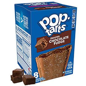 Pop Tarts Frosted Chocolate Fudge Pouch, 416 g