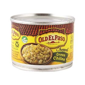 Old El Paso Chopped Peeled Green Chiles - 7 oz.
