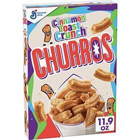 General Mills Cinnamon Toast Crunch Churros, 337 g