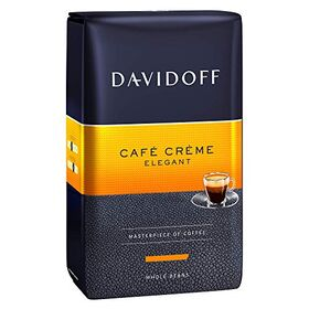 Davidoff Cafe Creme Elegant Whole Coffee Beans Packet, 500g