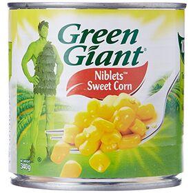 Green Giant Niblets Sweet Corn, 340g