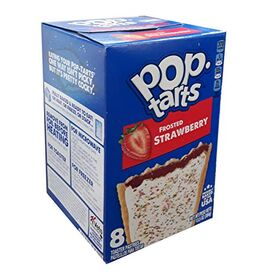 Pop Tarts Frosted Strawberry Pouch, 384g