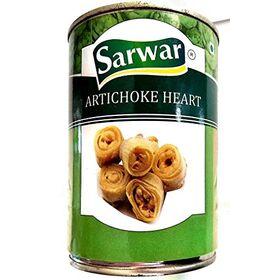 Delicias Artichoke Hearts, 390g