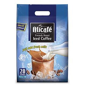 Alicafe French Roast Iced Coffee Packet ( 20 X 10g ), 200g