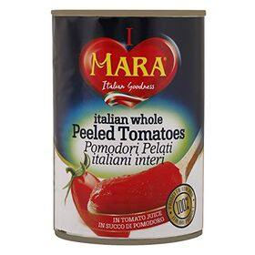 Mara Peeled Tomatoes, Italian, 400 g