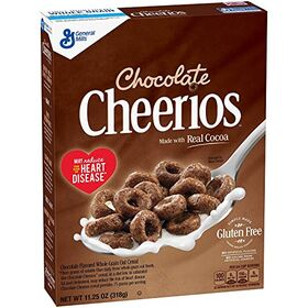 General Mills Cheerios Chocolate Flavored Cereal (318 g)