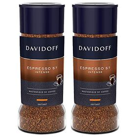 Davidoff Cafe Espresso 57 Intense, Instant Coffee, 100g (2 Pack)