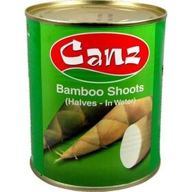Canz Bamboo Shoots 425g (Halves - in Water)