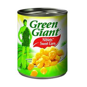 Green Giant Niblets Sweet Corn, 198g (Pack of 2)