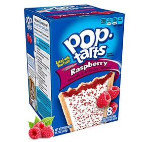 Pop Tarts Frosted Raspberry Pouch, 416 g