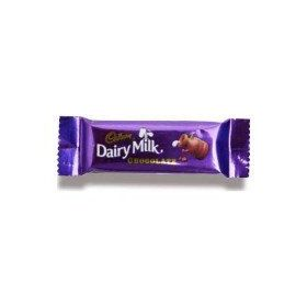Cadbury Dairy Milk Chocolate 6gm Pack of 72