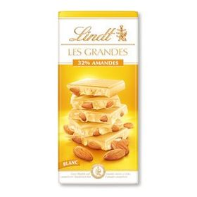 Lindt Les Grandes Almonds CHocolate, 150g