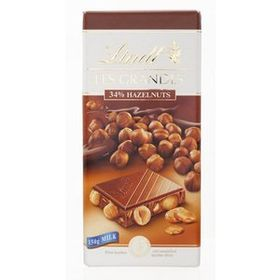 Lindt Grand Milk Chocolate, Hazel Nut, 150g
