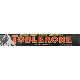 Toblerone Dark Chocolate, 100G
