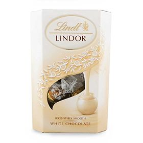 Lindt Lindor - White Chocolate Truffles - 200 Grams