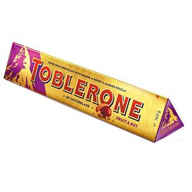 Toblerone Fruit & Nut, 360g